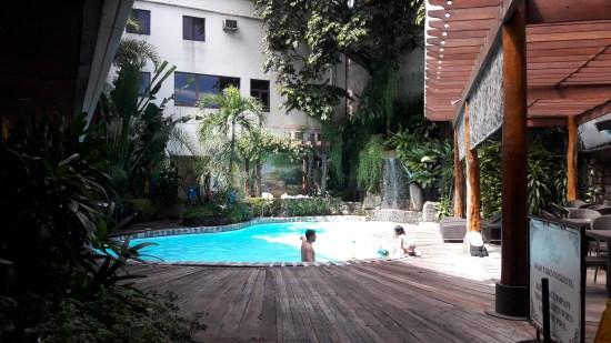 The Legend Villas Swimming Pool