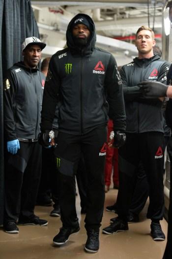 Tyron Woodley - UFC Title Defense
