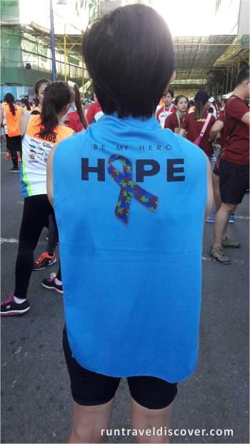Hope Run 2016 - 5K Cape