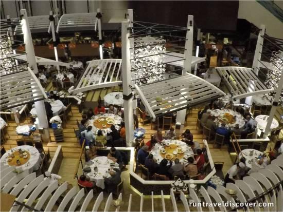 4 Day Hong Kong Trip - Maritime Square Food Court