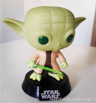 Hope Run 2016 - Yoda
