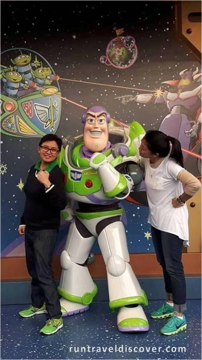Hong Kong Disneyland - Buzz Lightyear