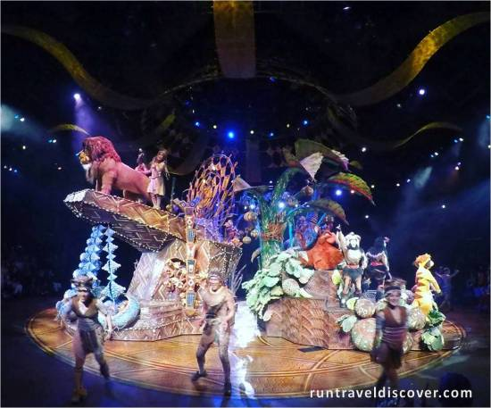 Hong Kong Disneyland - Festival of the Lion King
