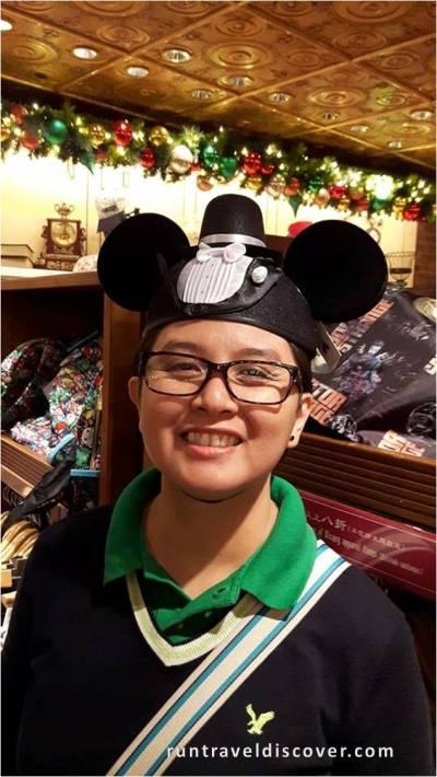 Hong Kong Disneyland - Mickey Hat