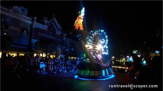Hong Kong Disneyland - Mickey Mouse