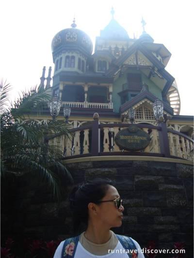 Hong Kong Disneyland - Mystic Manor