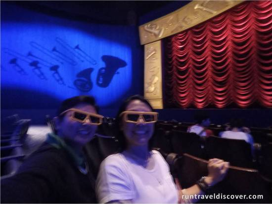Hong Kong Disneyland - PhilharMagic Theater