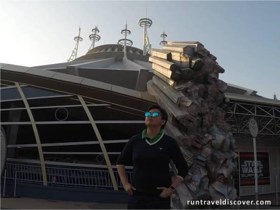 Hong Kong Disneyland - Star Wars Command Post