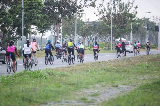 Girls Ride Out - Second Group