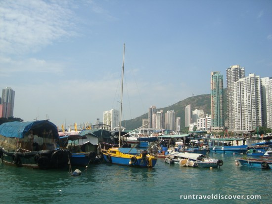 Hong Kong City Tour - Aberdeen Fishing Village