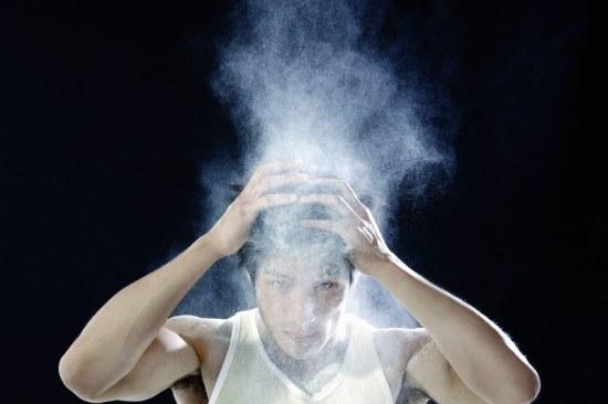 Dandruff Myths - Athlete