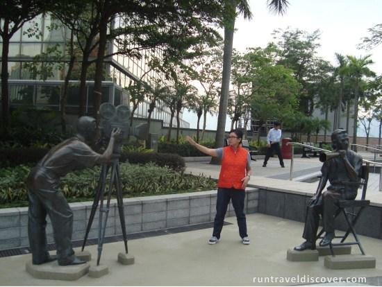 Hong Kong City Tour - Lights, camera, action!