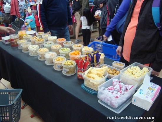 Hong Kong City Tour - Snacks Buffet
