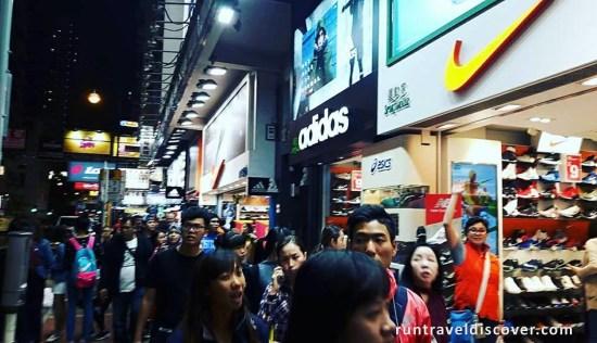 Hong Kong City Tour - Sneakers Street