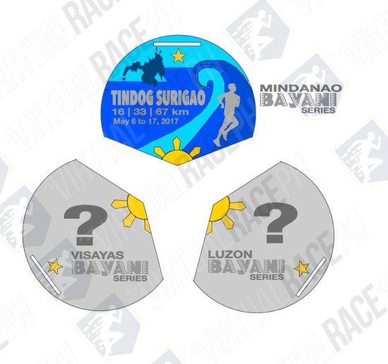 Tindog Surigao Mindanao - 3 Leg Series