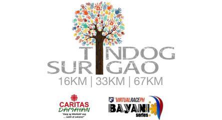 Tindog Surigao - Logo