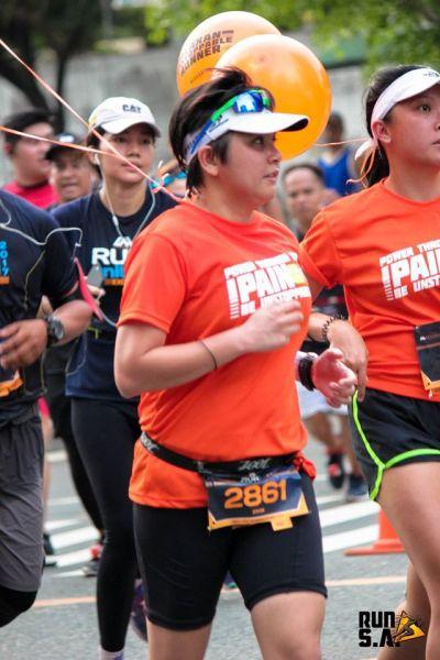 Alaxan Unstoppable Runner - Carly Dizon