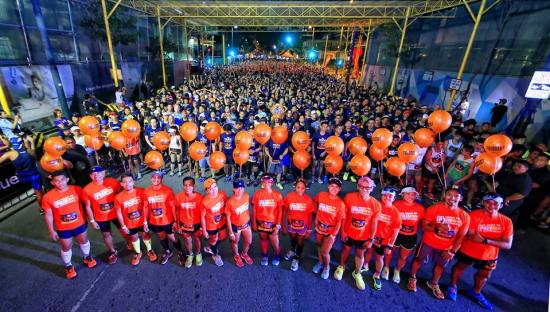 Alaxan Unstoppable Runners - The Squad