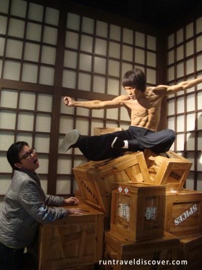 Central Hong Kong - Bruce Lee