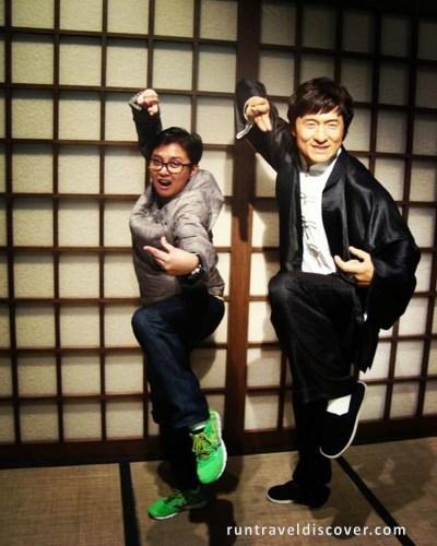 Central Hong Kong - Jackie Chan