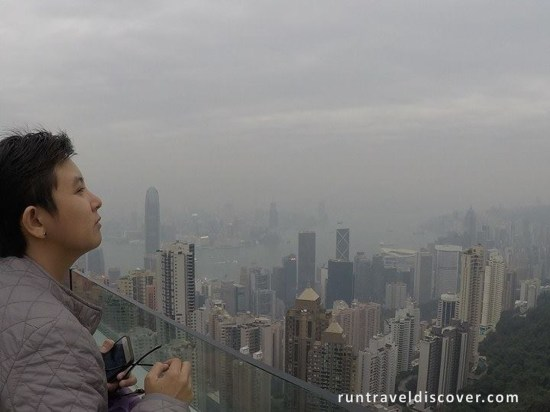 Central Hong Kong - The Peak Moment
