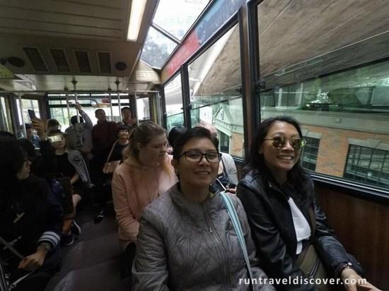 Central Hong Kong - Tram Ride