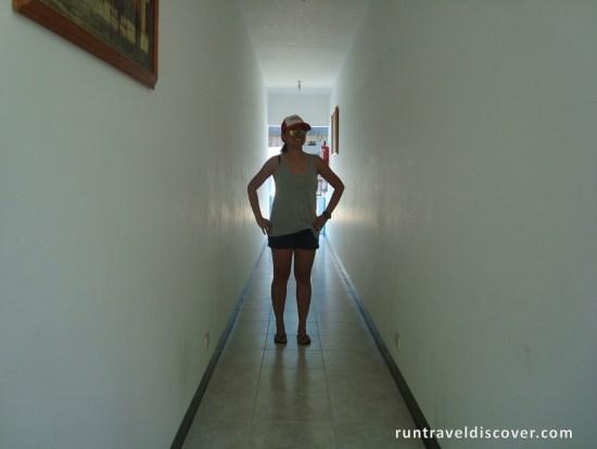 Puerto Galera - Hallway