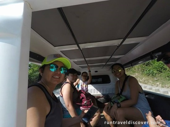 Puerto Galera - Multicab Ride