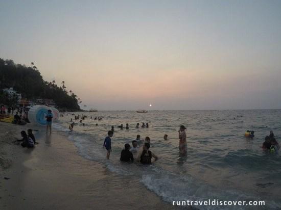 Puerto Galera - Sunset