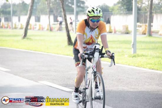 Duaman Duathlon 2017 - Bike