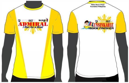 Layag Paglaum - Finisher Shirt