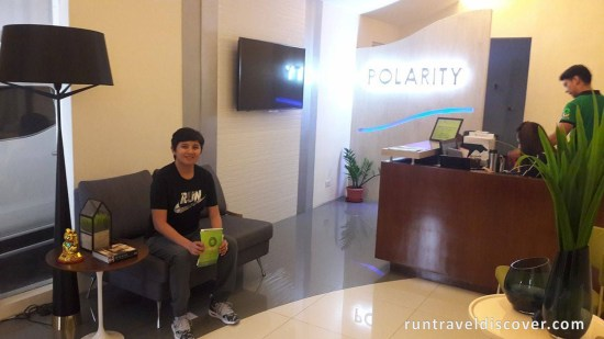 Polarity Physiotherapy Center - Receiving