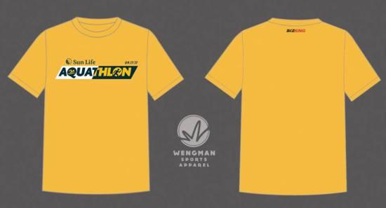 2017 Sun Life Aquathlon - Event Shirt