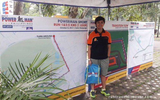 2017 Powerman Philippines - Race Kit Claiming