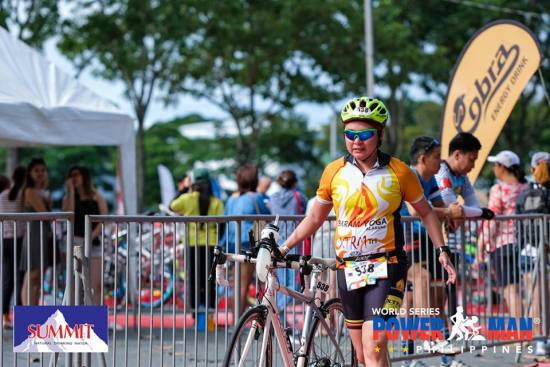 2017 Powerman Philippines - Transition 1
