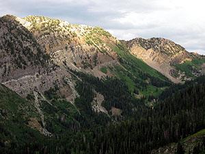 view from kessler 300