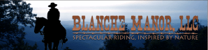Horseback Riding at Blanche Manor in Tennessee