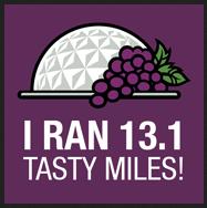 runDisney Wine and Dine Half Marathon 2013 Race Recap