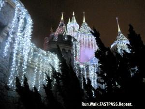 Wordless Wednesday: #Disneyside December Calendar Shot