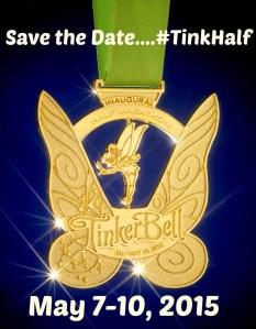runDisney News: New Date for 2015 Tinker Bell Half Marathon
