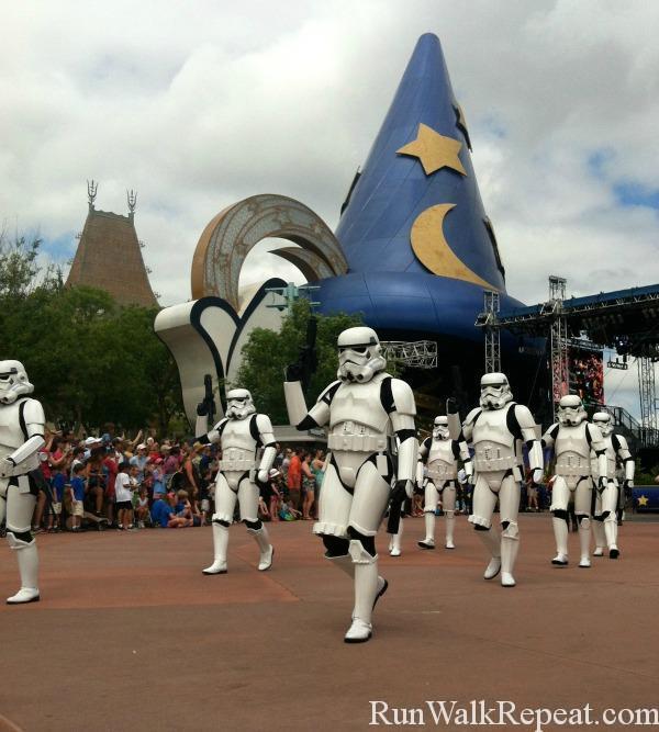 Star Wars Weekend Stormtroopers