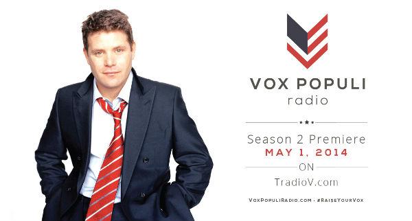 VoxPopuli - Promotional Graphic