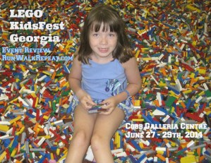 LEGO KidsFest Georgia Review: Everything Is Awesome