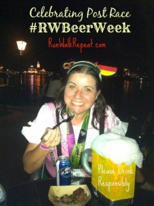 Runners World Beer Week June 23 – 27