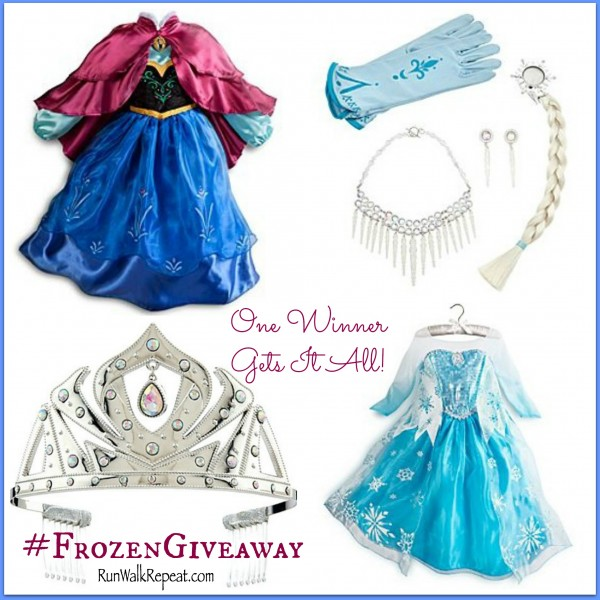 Frozen Giveaway Costumes