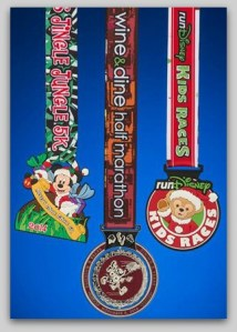 Wine and Dine Half Marathon Medals Revealed for 2014