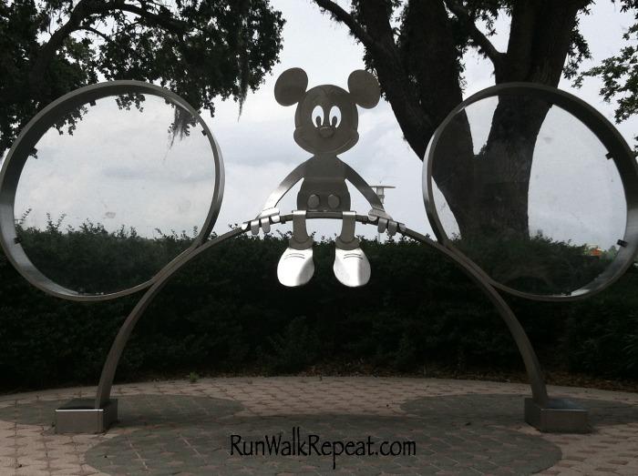 Hidden Mickey Contemporary