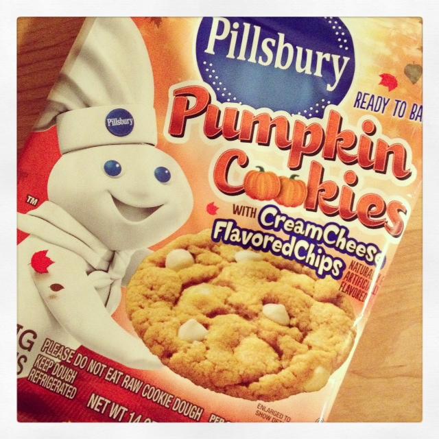 29 Pillsbury Pumpkin