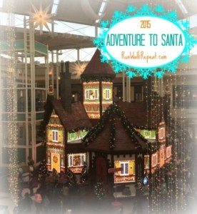 Our Adventure to Santa Experience at North Point Mall
