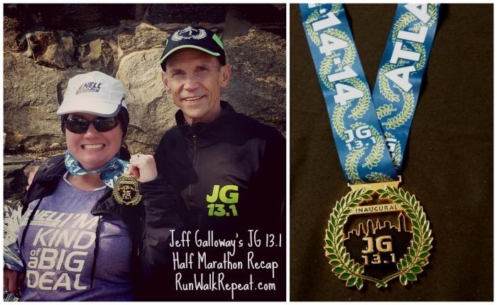 JG 13.1 Recap Galloway Half Marathon
